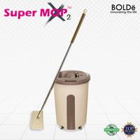 BOLDe Supermop X2 ( Alat Pel Lantai )