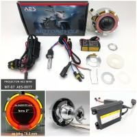 projector aes mini motor mt-03