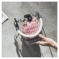 Tas Merah Import Wanita Slempang Fashion Murah