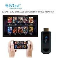 ORIGINAL Dongle EZCAST Hdmi Wifi Display Reveiver versi 2.4GHz