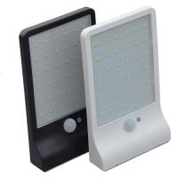 Lampu jalan 36 LED tenaga surya matahari solar panel cell sensor gerak
