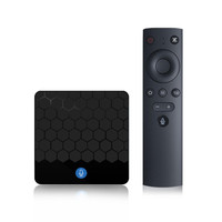 Android Tv Box X88 with Voice Control Mini RK3328 RAM 2GB ROM 16GB