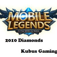2010 Diamonds Mobile Legend