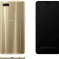 promo harga Hp Oppo A7 ram 4gb Warna emas gold colour Terbaru