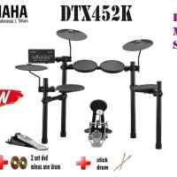 BRAND Drum Elektrik Yamaha DTX452 / DTX452K / DTX 452 / 452K penerus