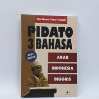 Buku Pidato 3 Bahasa (Arab, Indonesia, Inggris) - ORIGINAL vz