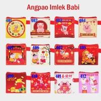 Angpao Imlek Babi Dompet Angpao Pig Chinese New Year Envelope Sin Cia