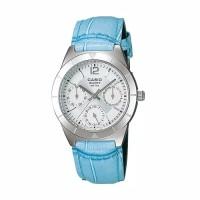 jam tangan wanita casio LTP-2069L-7A2V original