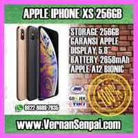 iPhone 256GB XS GOLD GREY GRAY SILVER GARANSI APPLE 1 TAHUN SG