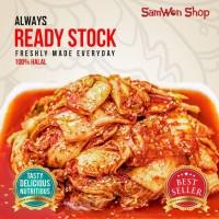 KIMCHI SAWI FRESH 2 KG SAMWON Makanan Korea