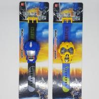 Jam Tangan Anak Transformer / Mainan Anak Bumblebee / Optimus Prime