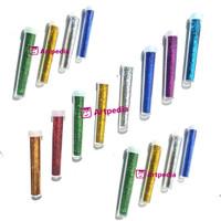 Serbuk Glitter / Bubuk Glitter / Glitter Powder Tabung 10ML