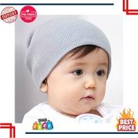 Bayi Lahir Padat Warna Rajutan Topi Anak Lakilaki Perempuan Lembut