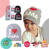Bayi Rajutan Kapas Topi Hangat Beanie Topi untuk Anakanak Gadis