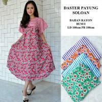Daster payung batik / baju hamil / baju tidur wanita / daster murah