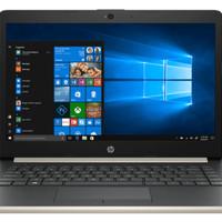 HP NOTEBOOK 14-ck0011TU Gold-Celeron-N4000/14 inch HD/4GB