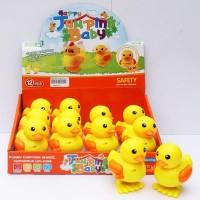 Mainan Putar/Tarik Bayi Anak Little Duck Jump