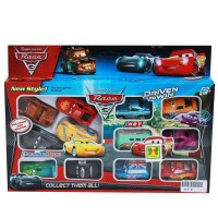 Mainan Bayi Anak Mainan Mobil Cars Race 12Pcs