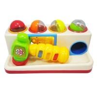 Mainan Bayi Anak Pukul Bola Hammer