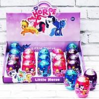 Mainan Bayi Anak Mainan Telor Little Pony