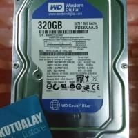 Hardisk 320GB PC Internal Komputer SATA 100% Sentinel 3.5 320 GB HDD