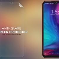 Nillkin Screen Protector (Simple Pack) - Xiaomi Redmi Note 7 Matte