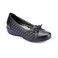 Polaris 82.158026.z Siyah Kadın Ayakkabı