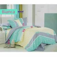 Star sprei shabby Bianca 140x200x25
