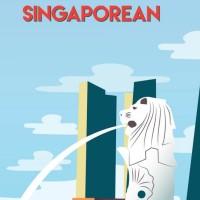 The 1 Year Singaporean - Indie Book Corner
