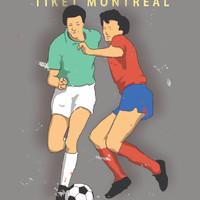 Tragedi Tiket Montreal - Eko Wardhana
