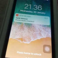 Iphone 5s grey beli di ibox minus ganti lcd