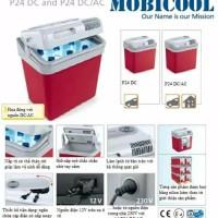 MOBICOOL Pendingin Portable/ Kulkas Mobil maupuh Rumah 24 Liter