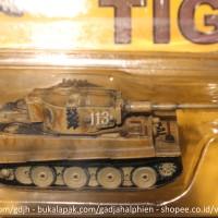 RARE NOS - Tiger Diorama Box - Can.Do WTM Tank 144 - Takara - Dragon