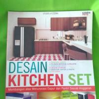 buku desain kitchen set