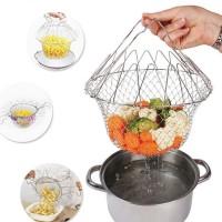 Saringan Penggorengan Multifungsi / Chef Basket Kitchen Tools - X169