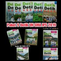 Paket Lengkap 9 Buku ( 3 UNBK Wajib + 5 USBN IPS +1 UNBK Pilihan)
