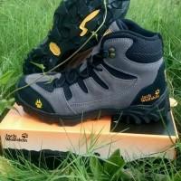 Sepatu Jack Wolfskin - Gunung - Outdoor - Hiking - Trekking - Murah 7153f9be0d