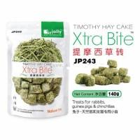 Jp243 timothy hay cake 140 g (gigitan u/rabbit,guinea pig&chinchilla)