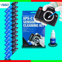 VSGO Sensor Cleaner Pembersih Sensor Camera APS-C/APSC Camera cleaning