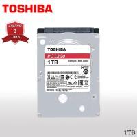 Toshiba L200 HDD / Hardisk Internal Laptop Slim 1TB SATA 5400RPM