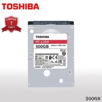 Toshiba L200 HDD / Hardisk Internal Laptop Slim 500GB SATA 5400RPM