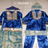 Pakaian bangka belitung // Baju adat bangka belitung anak