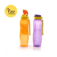 ECER Tupperware New Eco Bottle 1L 1 L 1PC -UNGU tempat minum botol air