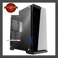 CASING GAMING VENOMRX SQUADRON FULL TEMPERED GLASS