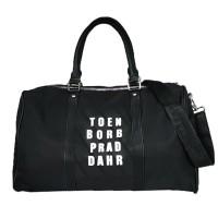 Catriona Toen shoulder bag - BLACK