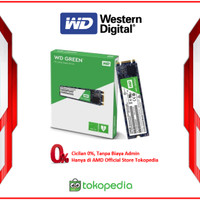 SDD 120GB WD GREEN