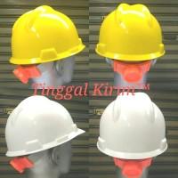 Helm proyek fast track helm safety fast track 6 warna terang dan cerah