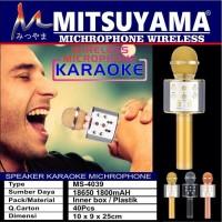 MICHROPHONE bluetooth/usb/memory Mitsuyama MS 4039