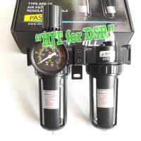 "Air Filter Double 1/2"" Einhill"