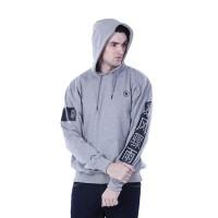 HRCN KANJI HAND Men Sweater Jaket Hoodies Distro Pria - H 2548